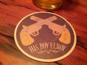 His Boy Elroy is one of a number of small bars springing up in Wollongong.