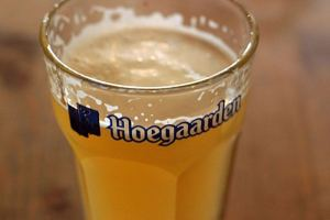 My wife likes the taste of Hoegaarden so, because I'm a nice guy, I decided to make a homebrew version of it.