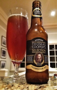 Now we can celebrate all year round with Coopers Celebration Ale.