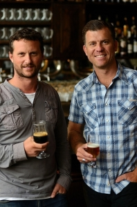 The Local Taphouse co-owners and GABS creators Guy Greenstone and Steve Jeffares.