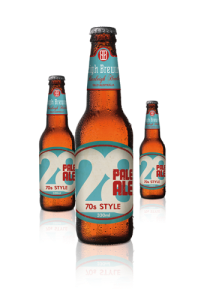 The wonderful 28 Pale from Burleigh Brewing.