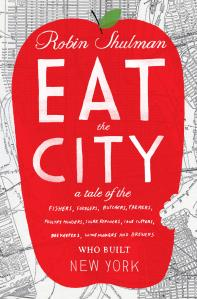 Eat the City book cover