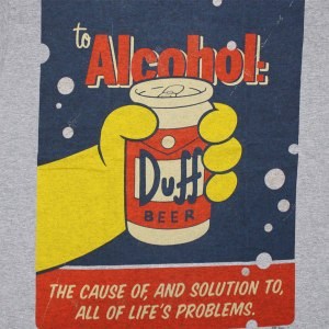 Simpsons_Duff_To_Alcohol_Gray_Shirt_POP